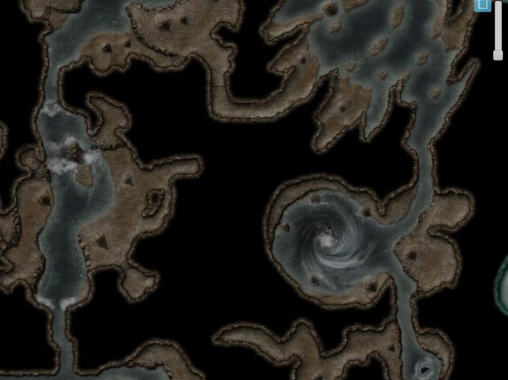 Isla Ornos Tunnels
