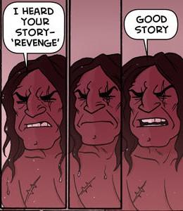 I Heard Your Story - Revenge